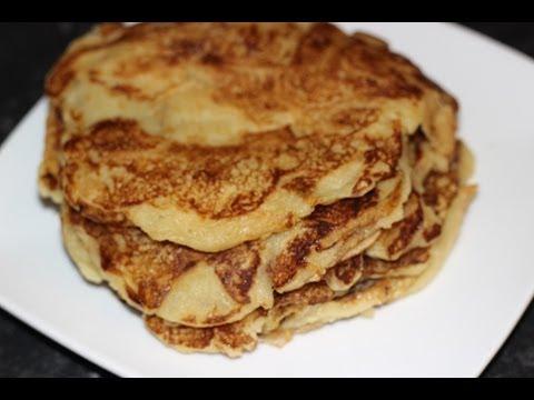 How to make Pancake- Nigerian Pancake