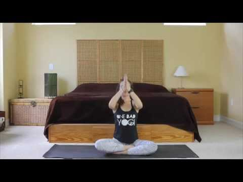 Week 4 Day 3: Yoga for Headaches/Migraines (Beginner)