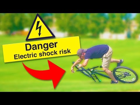 ELECTRIC BAIT BIKE PRANK PART 2!!