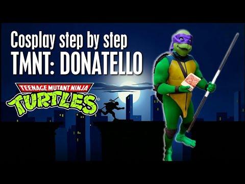 Cosplay costume TMNT teenager mutant ninja turtles easy cheap al steps