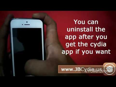 How Can Install Cydia In IOS 10 3 1 Without Computer By Lomash Tech & Tricks HD