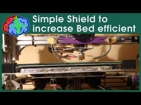 3d printer Simple tips to Increase hot Bed Efficient