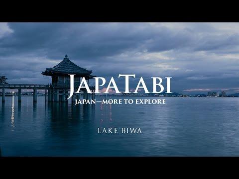 JAPATABI 琵琶湖 LAKE BIWA