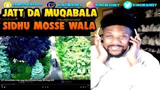(PUNJABI)JATT DA MUQABALA Video Song | Sidhu Moosewala | Snappy | New Songs 2018 REACTION!!