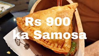 Rs 900 ka Samosa  |Oh Teri  #hmm