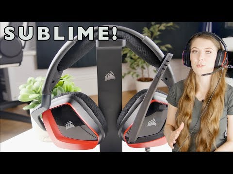 Corsair Void Pro Surround Gaming Headset Review