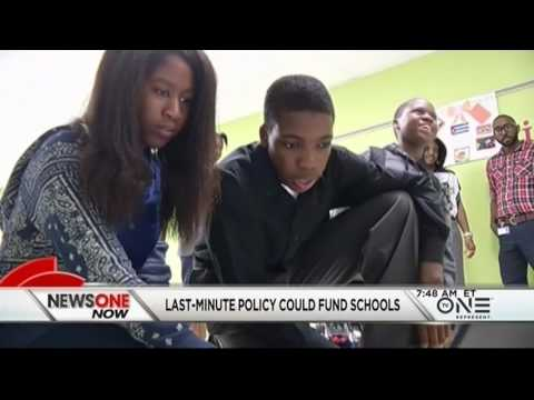 Last Minute Policy Could Fund Low-Income Schools