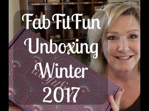 FabFitFun Winter Box—2017
