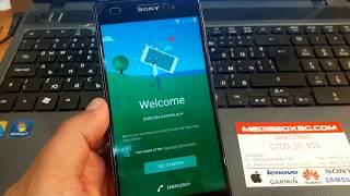 Sony Xperia Z5 Premium Dual e6883 E6633-E6683 google account