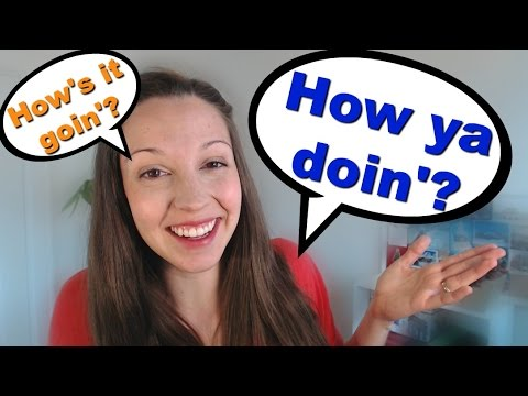 How Are You: Back to English Basics Series