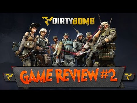 GAME REVIEW #2 ★ DIRTYBOMB with Cobalt Phantom !