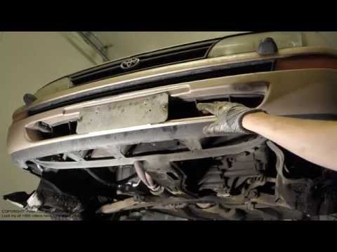 Oil cooler info Toyota Corolla. Years 1991 to 2000