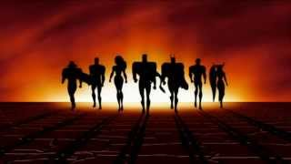 Justice League: The Animated Series   Opening Theme   1080p 【HD】  Bluray :)