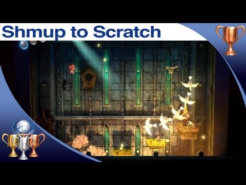 Puppeteer - Shmup to Scratch - Trophy Guide (Act 6, Curtain 2) Shoot Pigeon Squadrons