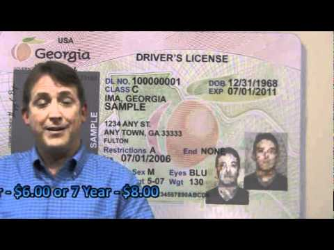 GA DDS Check Your Points and Order a Certified Driving History from DDS