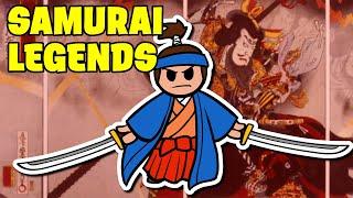 5 Samurai Legends (ft. The Shogunate)