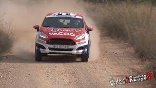 Franceschi Jean-Baptiste | Fiesta R2T | WRC3 | RallyRacc Catalunya 2018