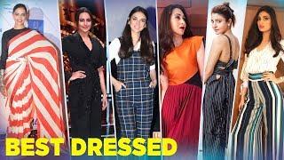 BEST Dressed Celebs Of Last Week | Deepika | Anushka | Aditi | Athiya | Karisma | Sonakshi