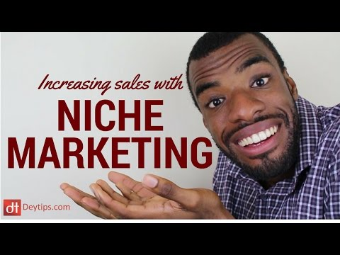 What is niche marketing and how to find your niche market
