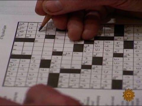 The crossword puzzle celebrates its centennial