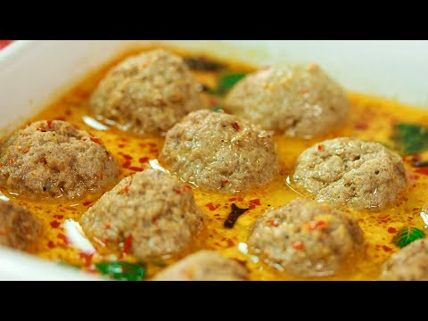 Gushtaba Recipe | How to make Gushtaba (Rista) by SooperChef