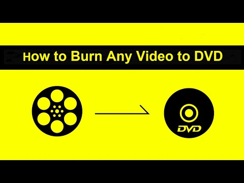How to Burn Videos into DVD with Burnova