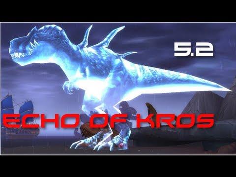 Echo of Kros 5.2 World of Warcraft MoP - with Hobbs