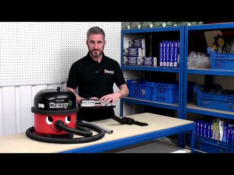About Henry Vacuum Cleaner Floor Tools & How To Fit