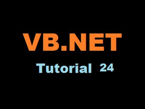 VB.NET Tutorial 24 : Search and Highlight text  in a richtextbox