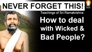 How To Deal With Negative People Who Are Toxic And Wicked? (never Forget This Advice!)
