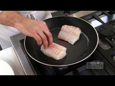 Super Quick Video Tips: Make Beautifully Browned Fish Without Risk of Overcooking