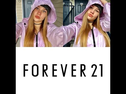 FOREVER 21 | WIND - BREAKER JACKET | REVIEW
