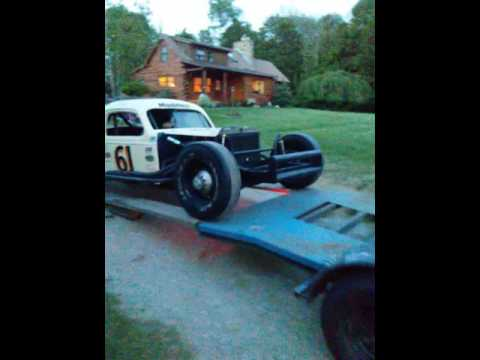 Northeast NASCAR  Modified! .... 1937 Chevrolet ..