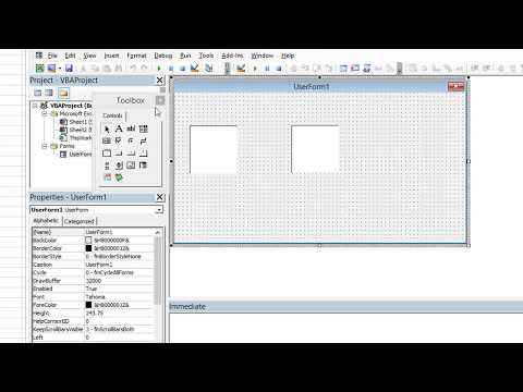 Excel VBA Grab All Sheet Names Into Listbox, Grab Headers Into Listbox, Userform Fun