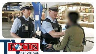Kein Respekt vor der Polizei? Einsätze in Stadt und Land | Focus TV Reportage
