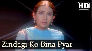 Zindagi Ko Bina Pyar | Haan Maine Bhi Pyaar Kiya | Akshay Kumar | Karishma Kapoor| Abhishek Bachchan