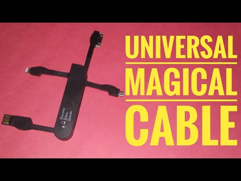 Magical cable can change your life
