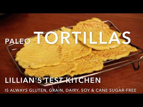 Tortillas (Paleo, GAPS, SCD)