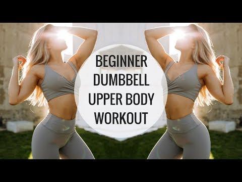 Beginner Upper Body Workout + Tips
