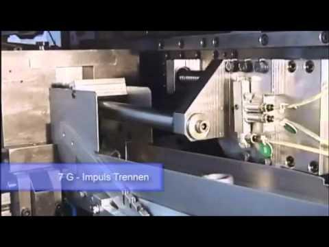 Bar Cut Off Machine