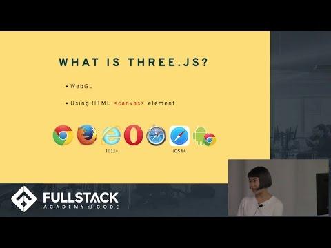 Three.js Tutorial - Building Interactive Environments in Three.js