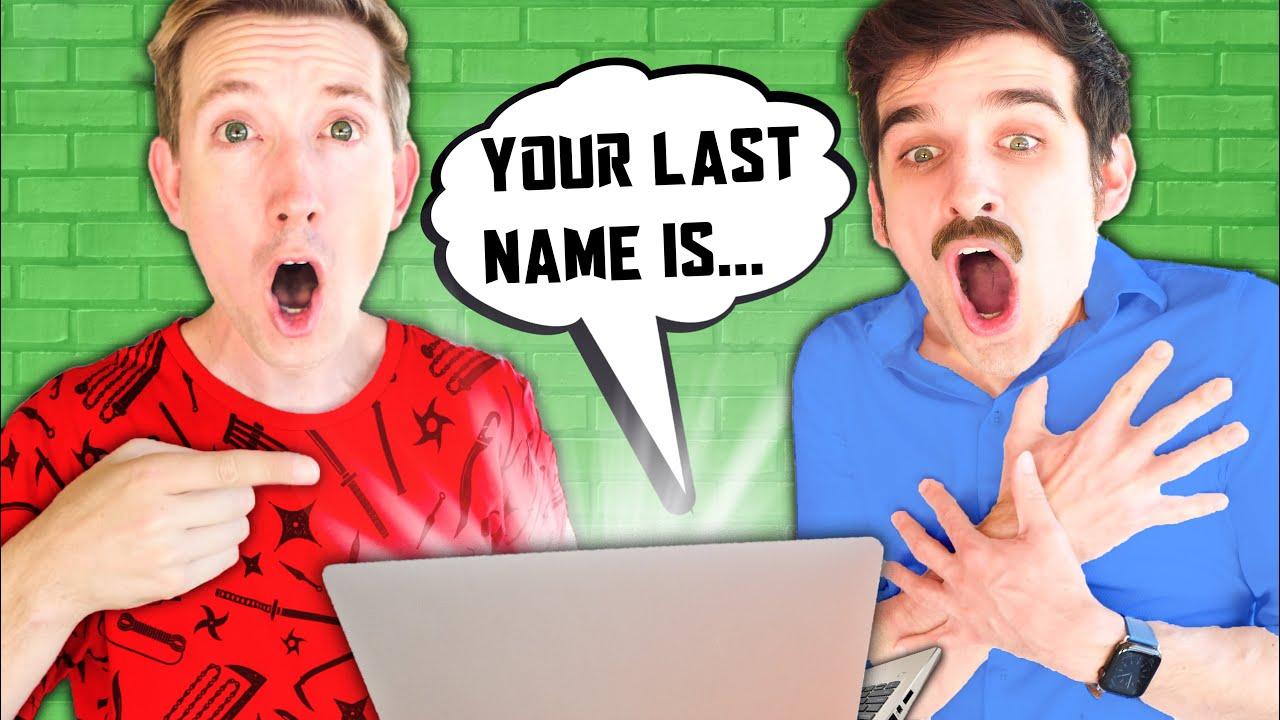 DANIEL LAST NAME REVEAL! LAST TO LOSE Lie Detector Test & Mystery Wheel Trick Shots Challenge Wins!