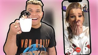 SURPRISING MY GIRLFRIEND WITH A PUPPY *EMOTIONAL*