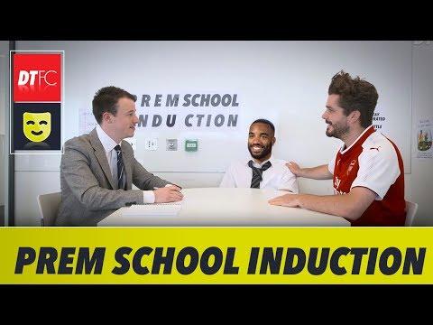 When Premier League Clubs Start School