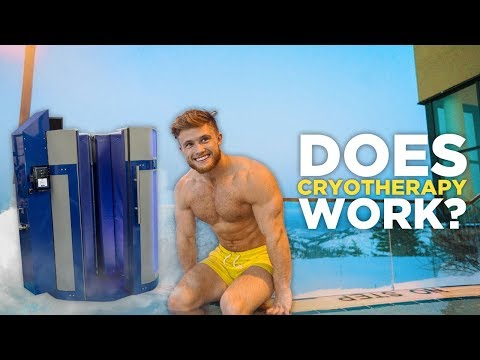 Does CRYOTHERAPY Actually Work? (Increase Gains and Recovery)