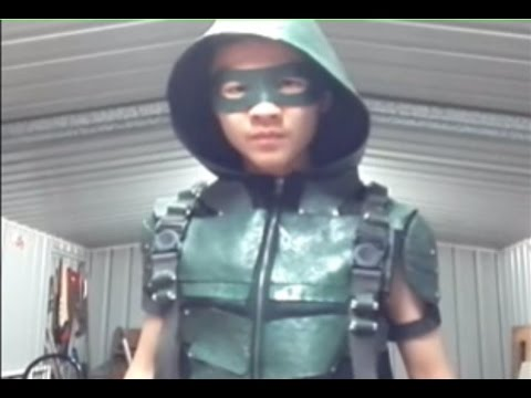 Tutorial | How To Make The Green Arrow's Costume