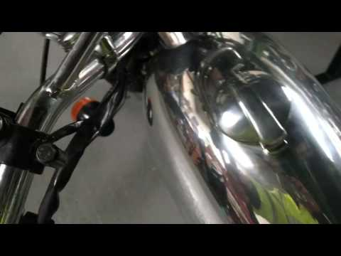 How to remove a handlebar grip