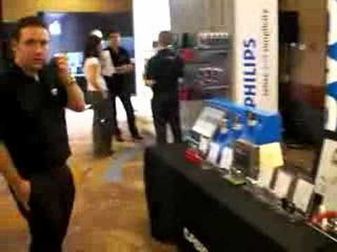 Dixons Tax Free Suppliers Conference 2007