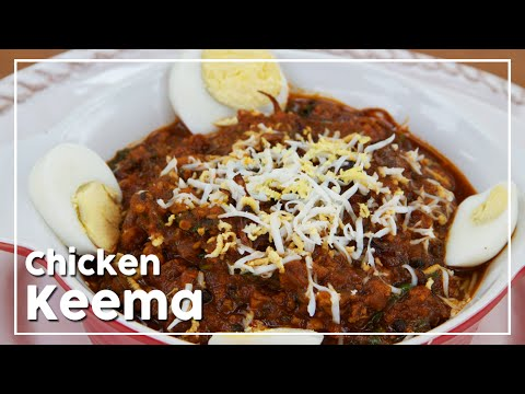 Chicken Keema - Chicken Mince Recipe - Today's Special With Shantanu