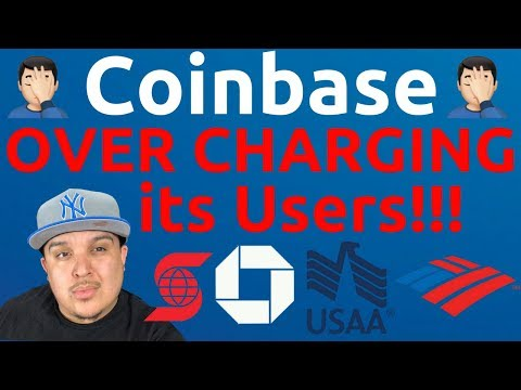Coinbase overcharging customers and causing overdraft FEES!!!